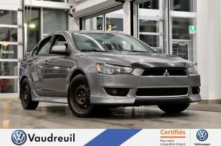 Used 2014 Mitsubishi Lancer SE * TOIT * 8 ROUES ET PNEUS for sale in Vaudreuil-Dorion, QC