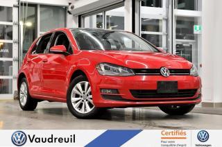Used 2016 Volkswagen Golf 1.8 TSI Comfortline * FENDER * TOIT PANO for sale in Vaudreuil-Dorion, QC