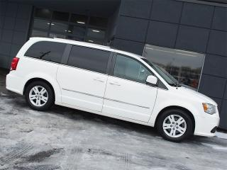 Used 2013 Dodge Grand Caravan CREW|NAVI|REARCAM|DUAL DVD|LEATHER|PWR. DOORS for sale in Toronto, ON