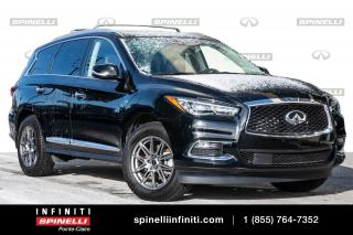 Used 2018 Infiniti QX60 DELUXE TOURING / CAMERA 360 / TOIT / GPS DELUXE TOURING / CAMERA 360 / TOIT / GPS for sale in Montréal, QC