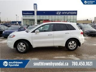 Used 2008 Acura RDX TECH PKG/AWD/2ND SET OF TIRES for sale in Edmonton, AB