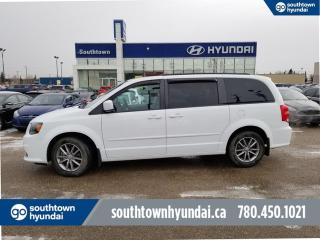 Used 2014 Dodge Grand Caravan RT/AWD/LEATHER/HEATED SEATS/BLUETOOTH for sale in Edmonton, AB