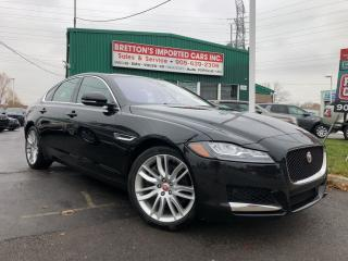 Used 2017 Jaguar XF 35t Prestige AWD for sale in Burlington, ON