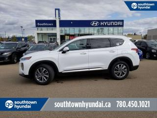 New 2020 Hyundai Santa Fe 2.4L Leather, Pano Roof, Bluelink, Blindspot Monitors, Push Button, Lane Keep Assist, Reverse Sensors for sale in Edmonton, AB