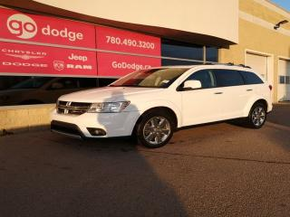 Used 2014 Dodge Journey R/T AWD / DVD / GPS Navigation / Back Up Camera for sale in Edmonton, AB