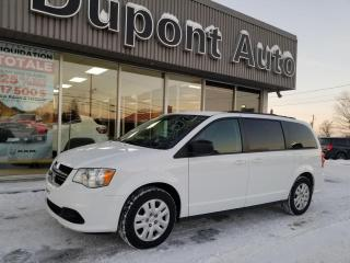 Used 2018 Dodge Grand Caravan SXT 2RM for sale in Alma, QC