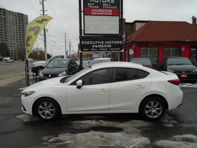 2014 Mazda MAZDA3 GX-SKY/ MINT CONDITION / CERTIFIED / NEW TIRES /