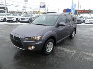 Used 2010 Mitsubishi Outlander LS V6 AWD for sale in St-Georges, QC