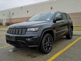 New 2019 Jeep Grand Cherokee Altitude Package / Sunroof / GPS Navigation / Back Up Camera for sale in Edmonton, AB