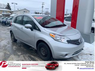 Used 2016 Nissan Versa Note SL for sale in Rouyn-Noranda, QC