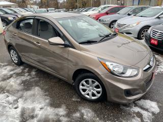 Used 2012 Hyundai Accent GL for sale in Scarborough, ON