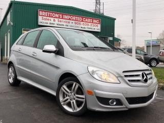 Used 2011 Mercedes-Benz B-Class B 200 for sale in Burlington, ON