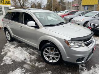 Used 2013 Dodge Journey SXT for sale in Scarborough, ON