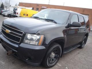 Used 2014 Chevrolet Tahoe BLK/BLK.EX-POLICE,CERTIFIED for sale in Mississauga, ON