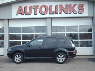 Used 2010 Mitsubishi Outlander ES for sale in St Catharines, ON