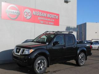 New 2019 Nissan Frontier PRO-4X/4X4/CREW CAB/LEATHER for sale in Edmonton, AB