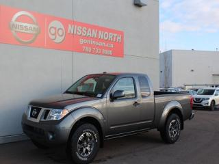 New 2019 Nissan Frontier PRO-4X/4X4/KING CAB/6 SPEED for sale in Edmonton, AB