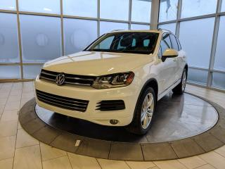 Used 2014 Volkswagen Touareg for sale in Edmonton, AB