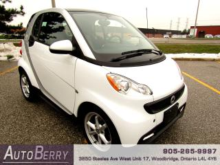 Used 2015 Smart fortwo Pure - 1.0L - Navigation for sale in Woodbridge, ON