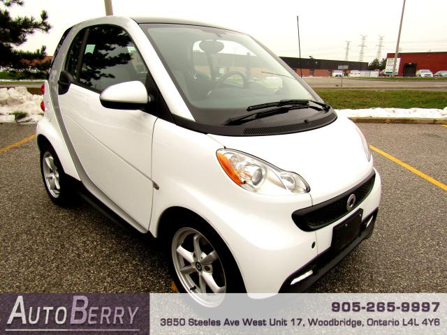 2015 Smart fortwo Pure - 1.0L - Navigation