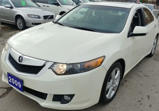 Used 2009 Acura TSX w/Premium Pkg for sale in Hamilton, ON