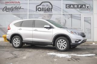 Used 2015 Honda CR-V EX-L AWD ***GARANTIE GLOBAL NOVEMBRE 202 for sale in Québec, QC