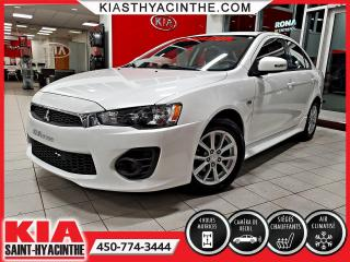 Used 2017 Mitsubishi Lancer ES AWD ** SIÈGES CHAUFFANTS / MAGS for sale in St-Hyacinthe, QC