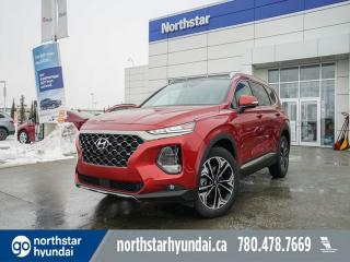 New 2020 Hyundai Santa Fe Ultimate for sale in Edmonton, AB