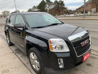 Used 2015 GMC Terrain BK UP CAM-BLUETOOTH-ALLOYS-USB-AUX for sale in Scarborough, ON