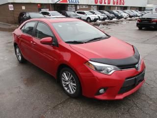 Used 2015 Toyota Corolla LE~SUNROOF~FOG LIGHTS~ALLOY RIMS~CERTIFIED!!! for sale in Toronto, ON