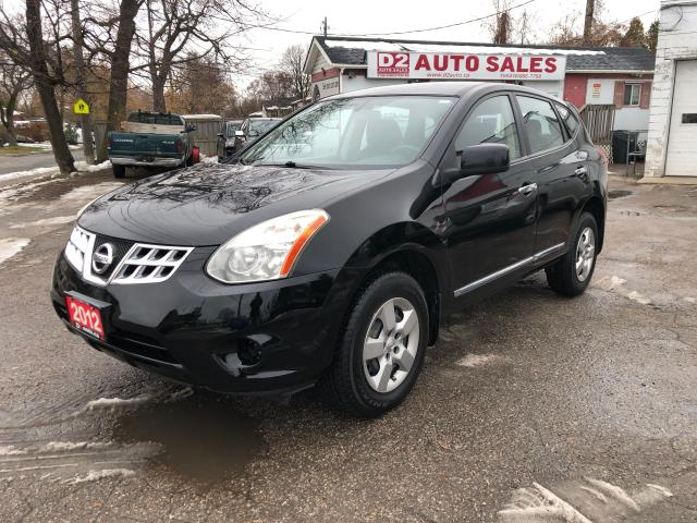 2012 Nissan Rogue Accident Free/Comes Certifed/AWD/Automtic