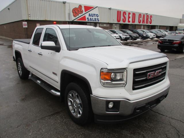 2014 GMC Sierra 1500 SLE~ALL TERRAIN~4x4~BACK-UP CAM.~LOADED~CERTIFIED!