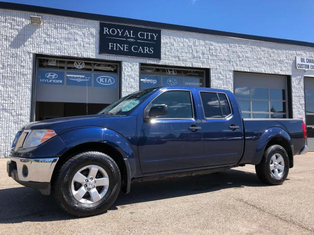 2011 Nissan Frontier SV 4X4 V6 Crew Cab LWB Heated Mirrors