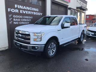 Used 2017 Ford F-150 Lariat for sale in Abbotsford, BC