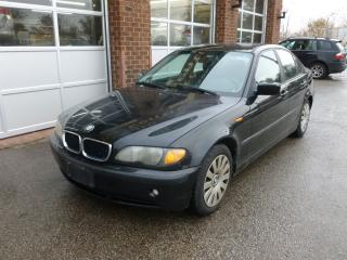 Used 2004 BMW 3 Series 320i for sale in Weston, ON