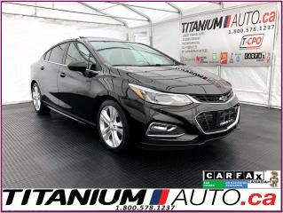 Used 2016 Chevrolet Cruze LT-RS+Sunroof+Blind Spot+Lane Assist+Camera+Apple+ for sale in London, ON