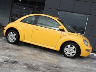 Used 2000 Volkswagen Beetle GLS|TURBO|LEATHER|SUNROOF|ALLOYS for sale in Toronto, ON