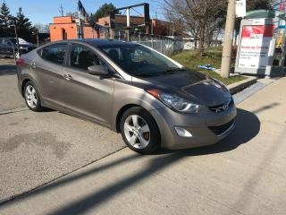 Used 2013 Hyundai Elantra GLS,$6600,SAFETY+3YEARS WARRANTY INCLUDED for sale in Toronto, ON