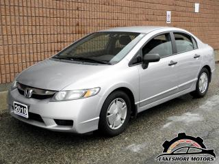 Used 2010 Honda Civic || CERTIFIED || for sale in Waterloo, ON