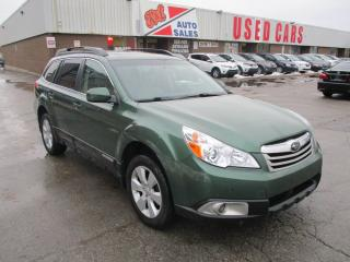Used 2010 Subaru Outback 2.5i Sport~BLETOOTH~SUNROOF for sale in Toronto, ON
