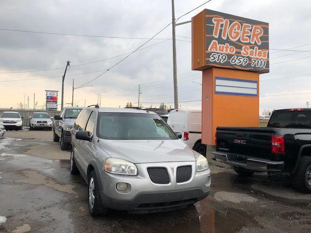 2007 Pontiac Montana **RUNS & DRIVES**AS IS SPECIAL