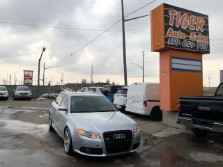 Used 2007 Audi S4 AVANT**WAGON**RARE**4.2L V8**VOSSENS**CERTIFIED for sale in London, ON