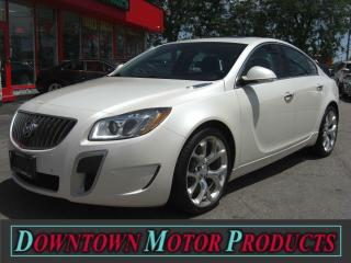 Used 2012 Buick Regal GS for sale in London, ON