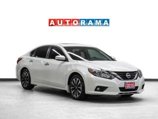 Used 2016 Nissan Altima SL Tech Navigation Leather Sunroof Backup Cam for sale in Toronto, ON