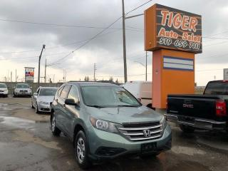 Used 2013 Honda CR-V LX**ONLY 106KMS**AUTO**AWD**4 CYLINDER**CERTIFIED for sale in London, ON