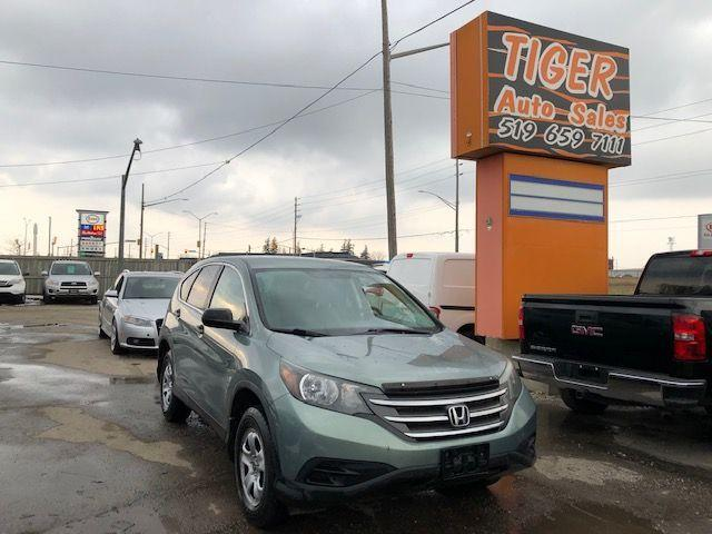 2013 Honda CR-V LX**ONLY 106KMS**AUTO**AWD**4 CYLINDER**CERTIFIED