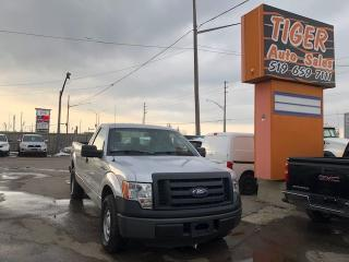 Used 2011 Ford F-150 XL**REG CAB**8 FOOT LONG BOX**146KMS**V6**CERT for sale in London, ON