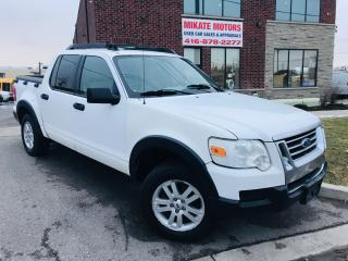 Used 2007 Ford Explorer Sport Trac XLT for sale in Rexdale, ON