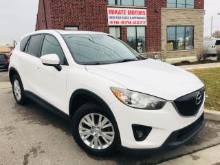 Used 2013 Mazda CX-5 GT ALL WHEEL DRIVE for sale in Rexdale, ON
