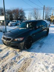 "2006 BMW 3 Series Preowned Certified-Winter tires  18"" summer"
